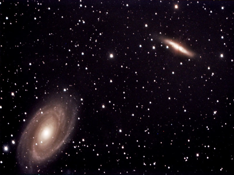 Astrophoto of the Month - The Bodies Galaxy