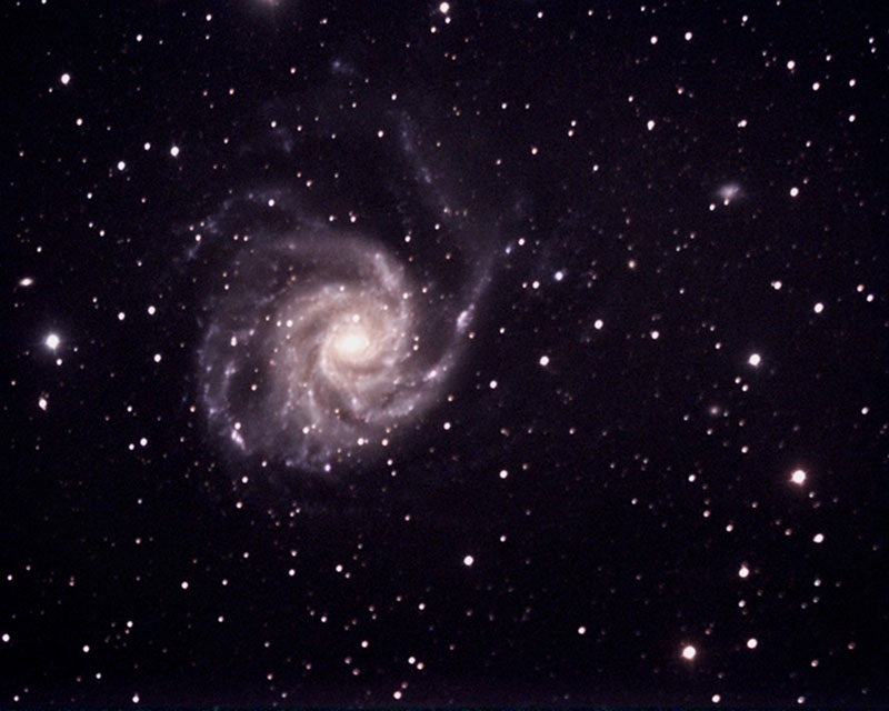 Astrophoto of the Month - Pinwheel Galaxy
