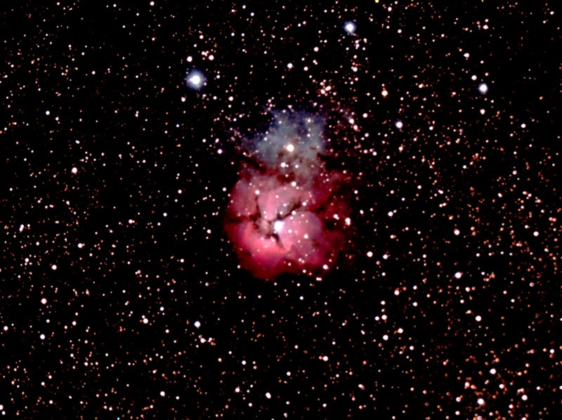Astrophoto of the Month - Trifid Nebula